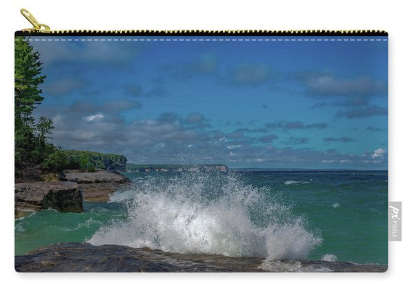 The Coves Carry-all Pouch