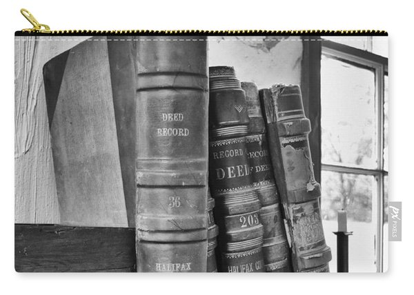 The Deed Books Carry-all Pouch