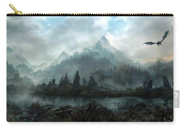 The Elder Scrolls V Skyrim Carry-all Pouch