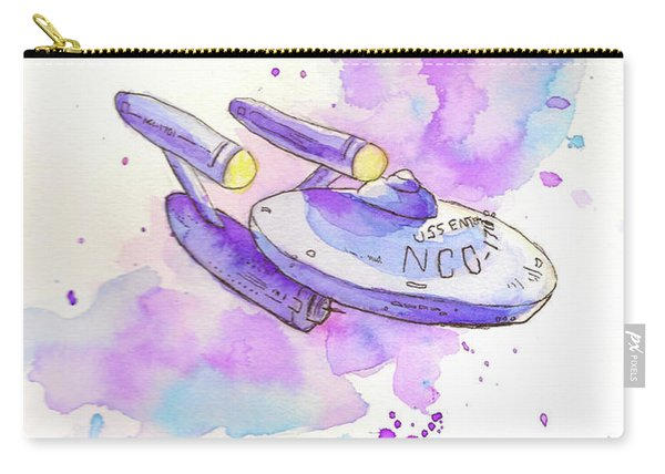 The Enterprise Carry-all Pouch