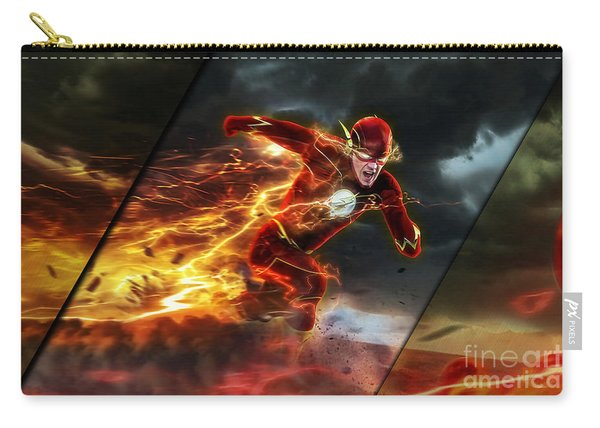 The Flash Collection Carry-all Pouch