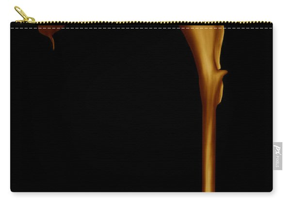 The Golden Calla Lilly Carry-all Pouch