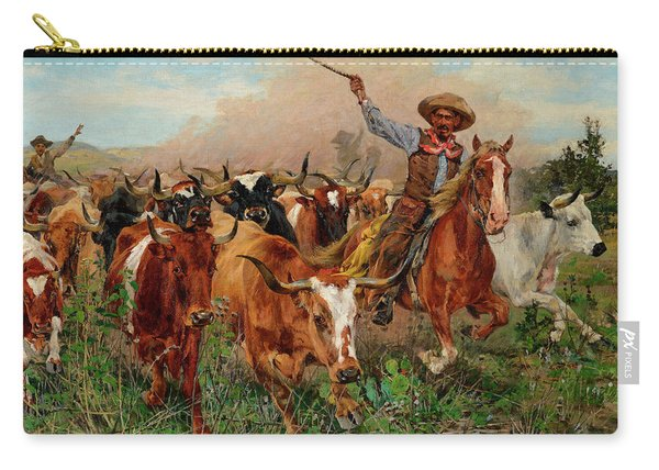 The Herders Carry-all Pouch