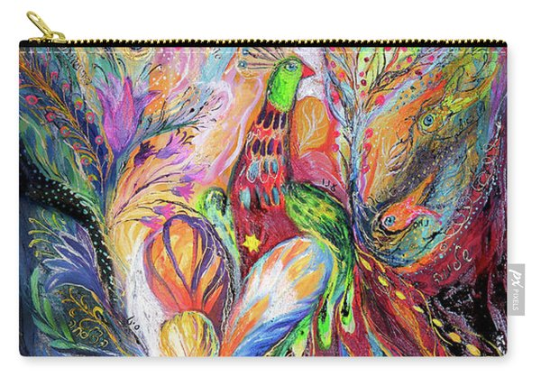 The King Bird Carry-all Pouch