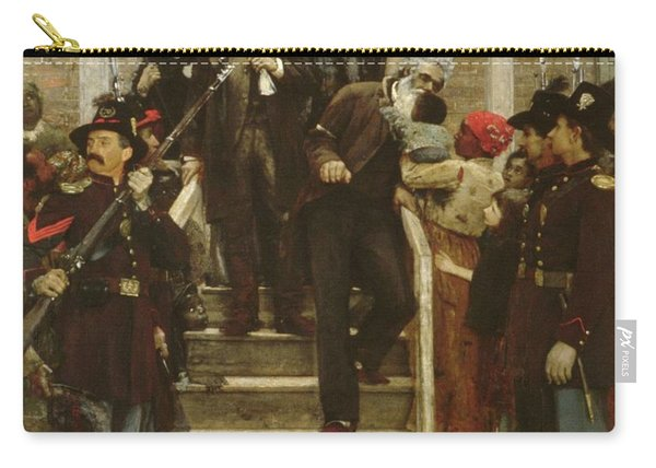 The Last Moments Of John Brown Carry-all Pouch