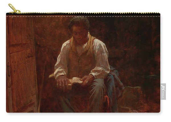 The Lord Is My Shepherd Carry-all Pouch