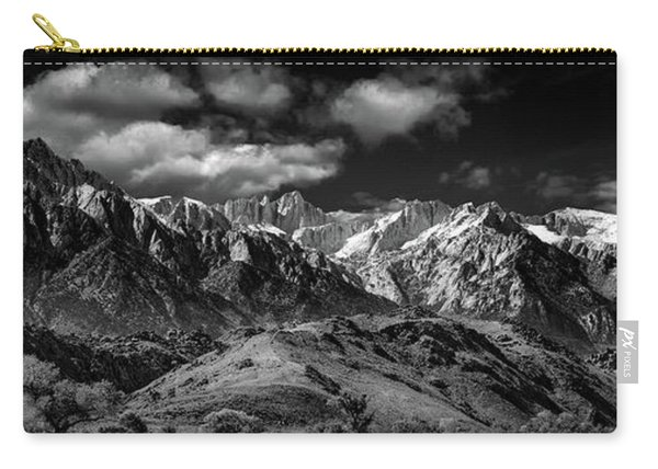 The Majestic Sierras Carry-all Pouch