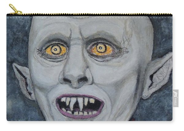 The Politician. Carry-all Pouch