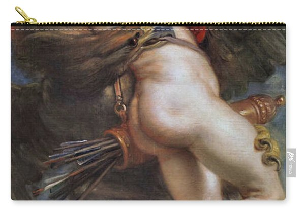 The Rape Of Ganymede Carry-all Pouch