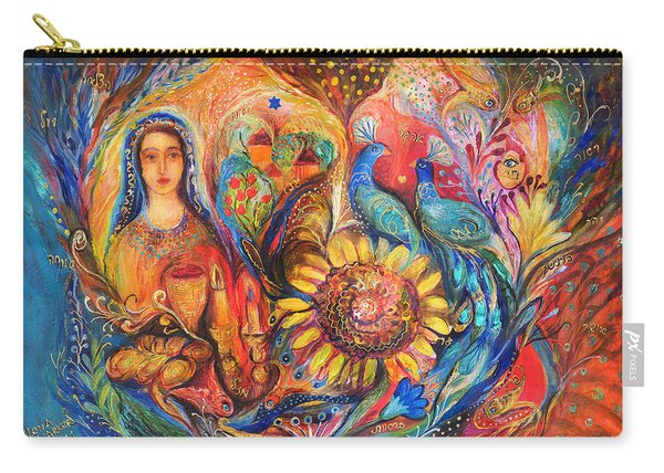 The Shabbat Queen Carry-all Pouch