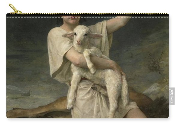 The Shepherd David Triumphant Carry-all Pouch