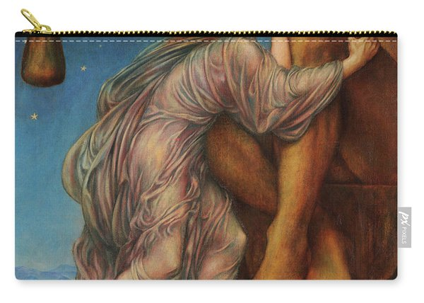 The Worship Of Mammon Carry-all Pouch