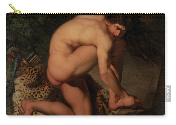 The Wounded Philoctetes Carry-all Pouch