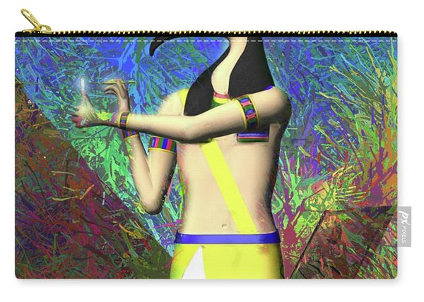 Thoth, God Of Egypt Carry-all Pouch