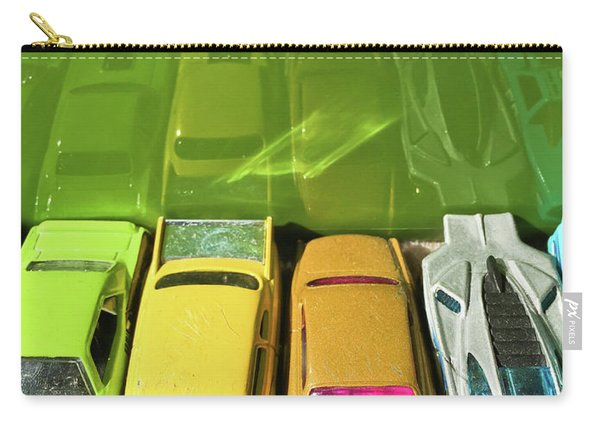Toy Cars Carry-all Pouch
