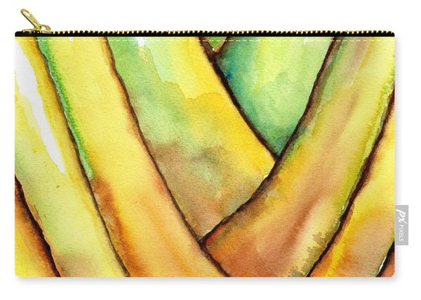 Travelers Palm Trunk Carry-all Pouch