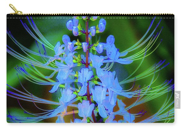Tropical Plants And Flowers In Hawaii Carry-all Pouch