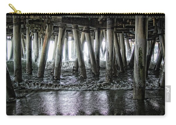 Under The Pier 2 Carry-all Pouch