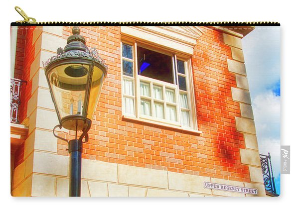 United Kingdom Pavilion, Epcot, Walt Disney World Carry-all Pouch