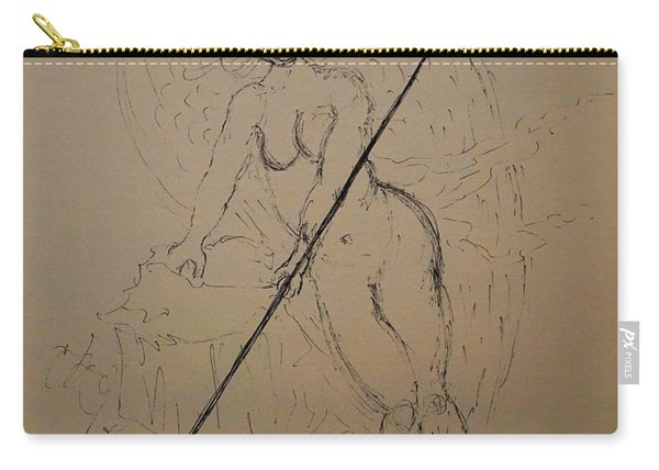 Unveiled Beauty Carry-all Pouch