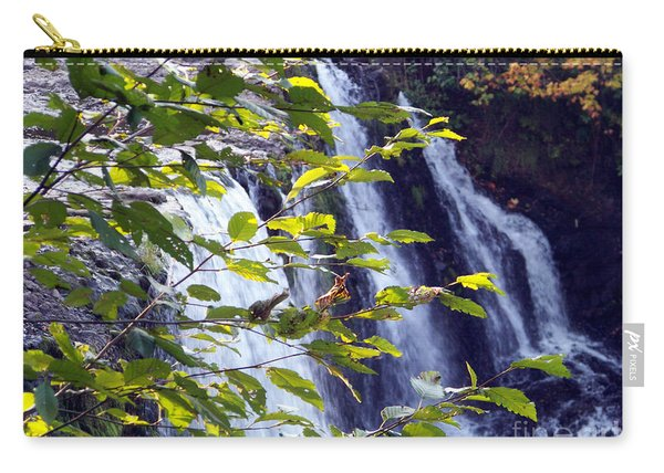 Upper Rock Creek Falls Carry-all Pouch