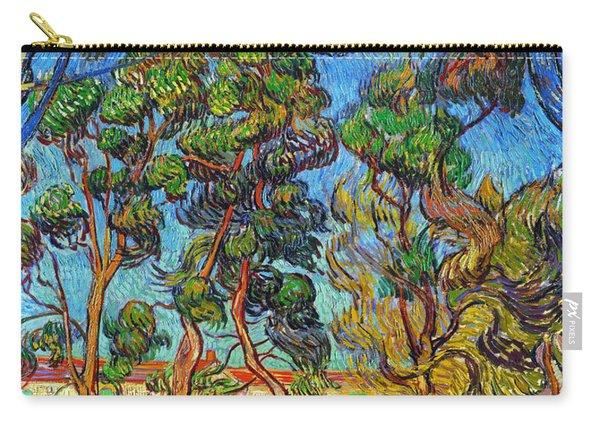 Van Gogh: Hospital, 1889 Carry-all Pouch