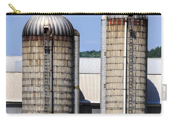 Vermont Silos Carry-all Pouch
