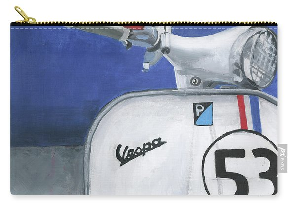 Vespa 53 Carry-all Pouch