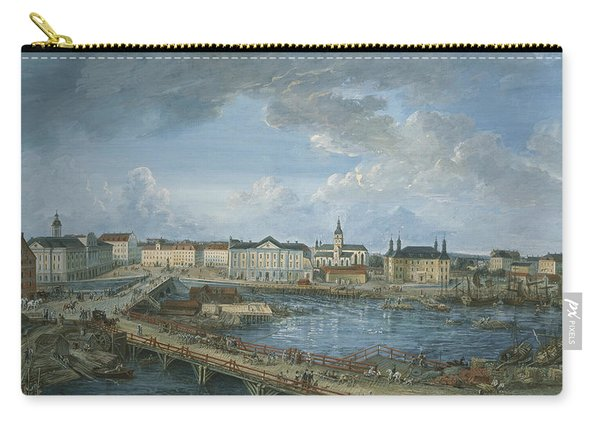View Of Stockholm Carry-all Pouch