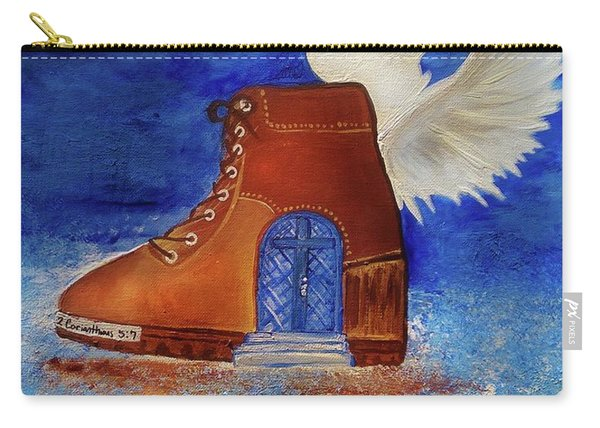 Walk By Faith Carry-all Pouch