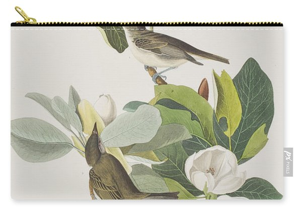 Warbling Flycatcher Carry-all Pouch
