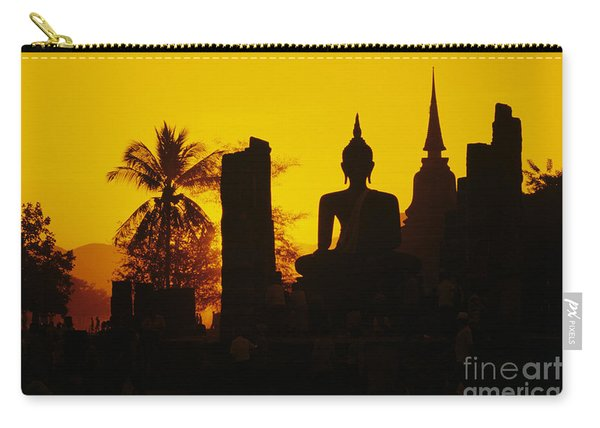 Wat Mahathat Carry-all Pouch