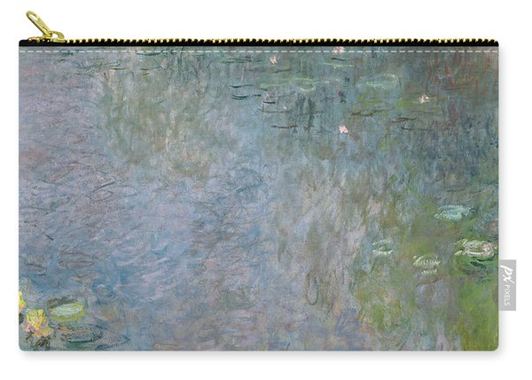 Waterlilies Morning Carry-all Pouch