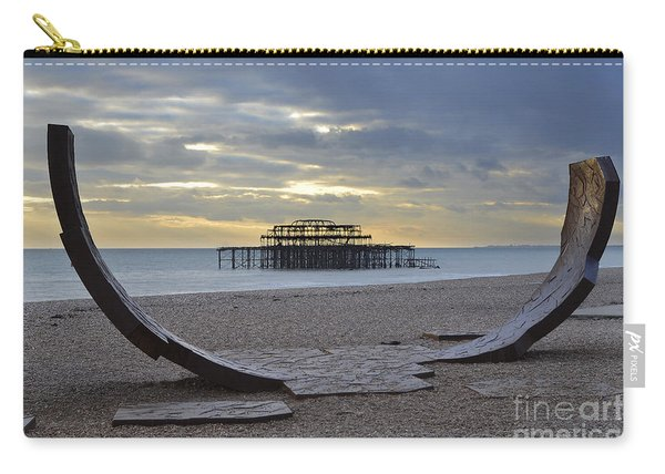 West Pier Brighton Carry-all Pouch