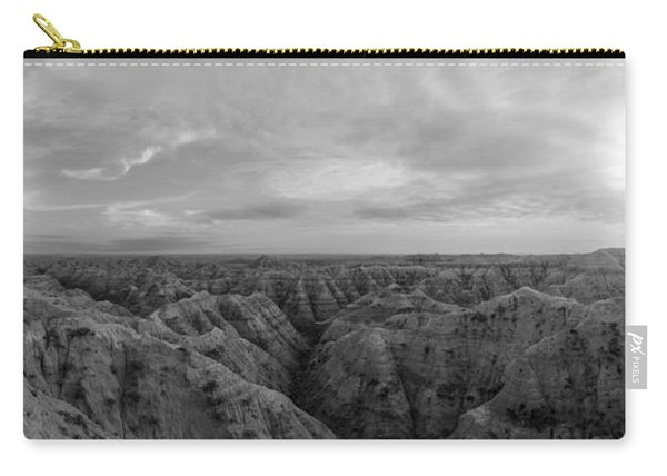 White River Valley Overlook Panorama Carry-all Pouch