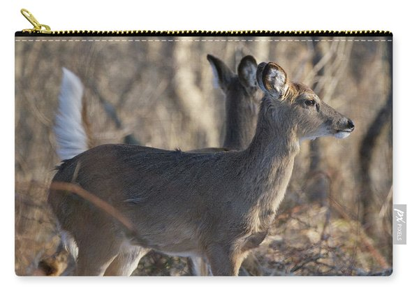Wild Deer Carry-all Pouch
