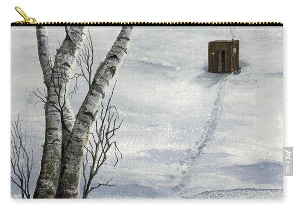 Winter Splendor Carry-all Pouch