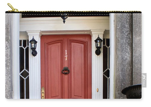Wooden Door Savannah Carry-all Pouch