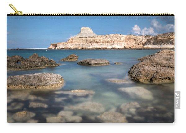 Xwejni Bay - Gozo Carry-all Pouch