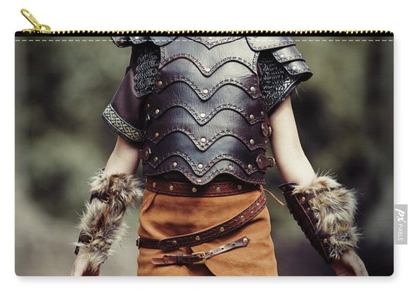 Young Warrior Carry-all Pouch