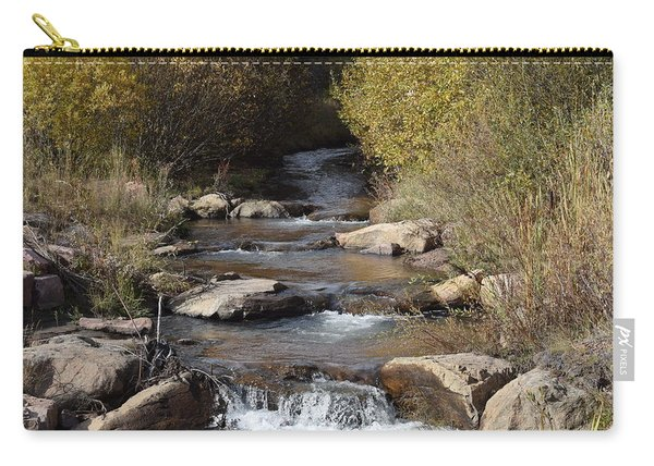 Waterfall Westcliffe Co Carry-all Pouch