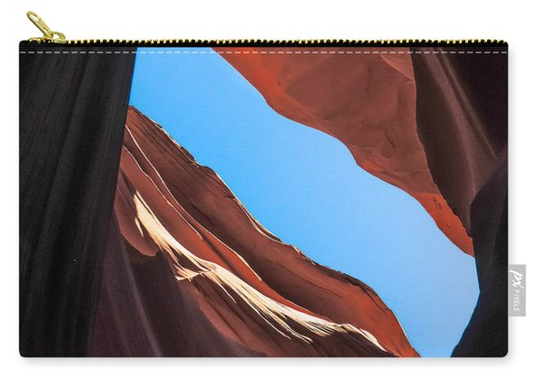 Lower Antelope Canyon Navajo Tribal Park #11 Carry-all Pouch