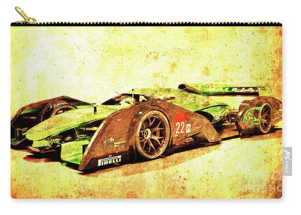 104 Jaguar Le Mans 2015 Carry-all Pouch