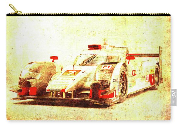 105 - Audi R18 2015 Carry-all Pouch