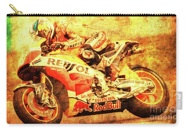 108 - Le Mans 2015 Carry-all Pouch