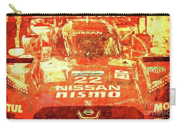 109 - Nissan Le Mans 2015 Carry-all Pouch