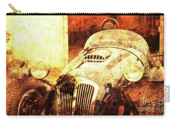 111 - 1954 Frazer Nash Le Mans Carry-all Pouch
