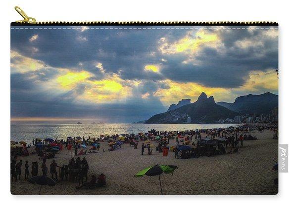 Ipanema Beach Carry-all Pouch