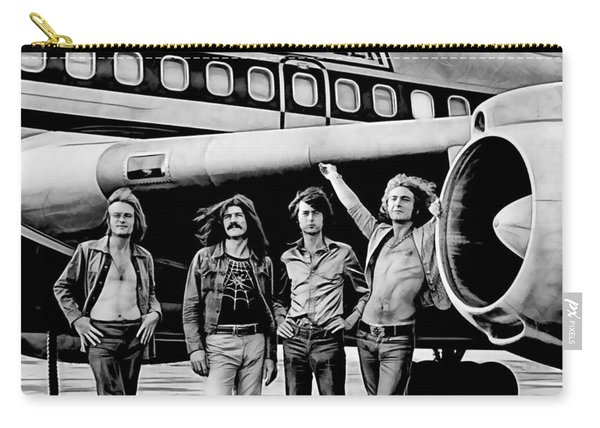 Led Zeppelin Collection Carry-all Pouch