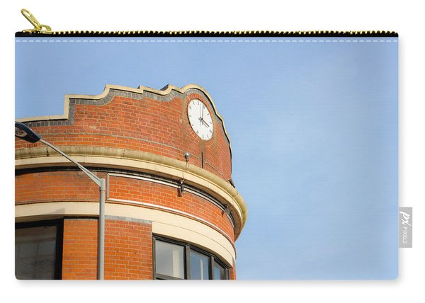 Red Brick Building Carry-all Pouch